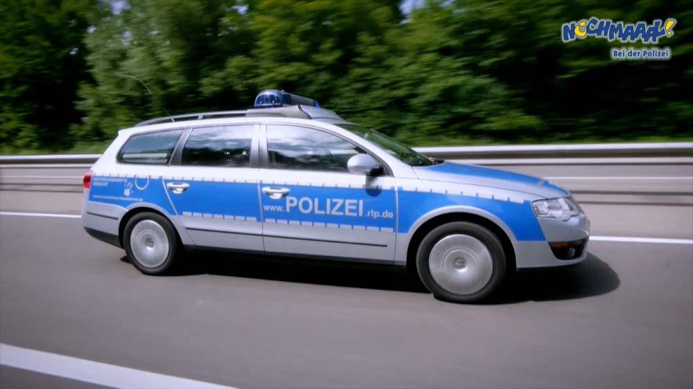 Nochmaaal Bei Der Polizei Polizei Fur Kinder