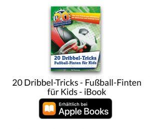 iBook - 20 Dribbeltricks - Fußball-Finten für Kids