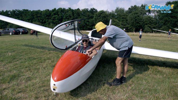 Segelflug für Jugendliche