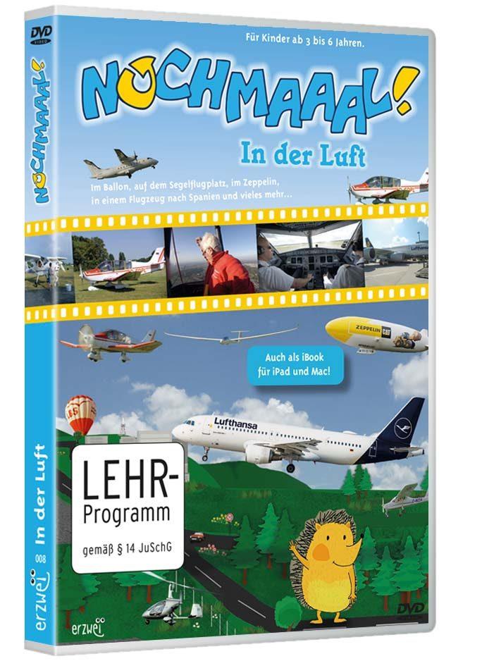 DVD zum Thema fliegen für Kinder