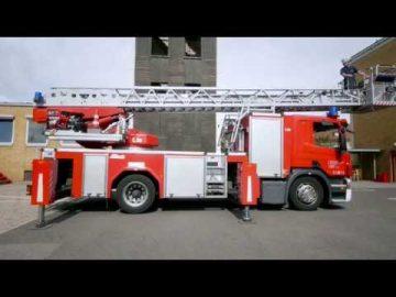 Nochmaaal - Bei der Feuerwehr - Die Drehleiter